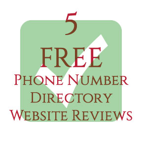 Phone number lookup voicemail password