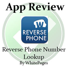 App Review: Reverse Phone Lookup by WhitePages.com