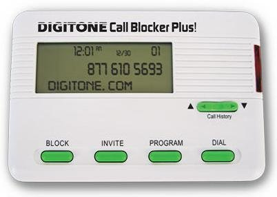A device that blocks robocalls
