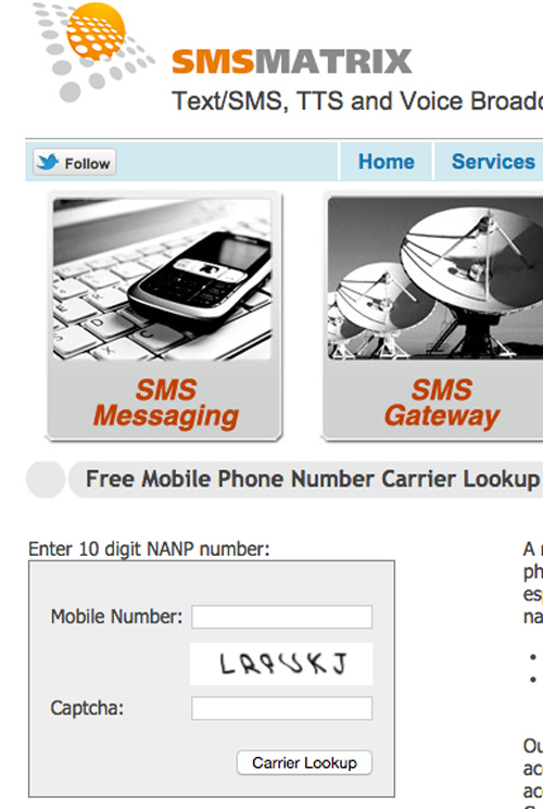 How to Find Phone Carrier From Phone Number  Best Free Phone Number Lookup