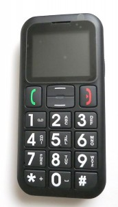 Janizz Simple Big Button GSM Cellphone