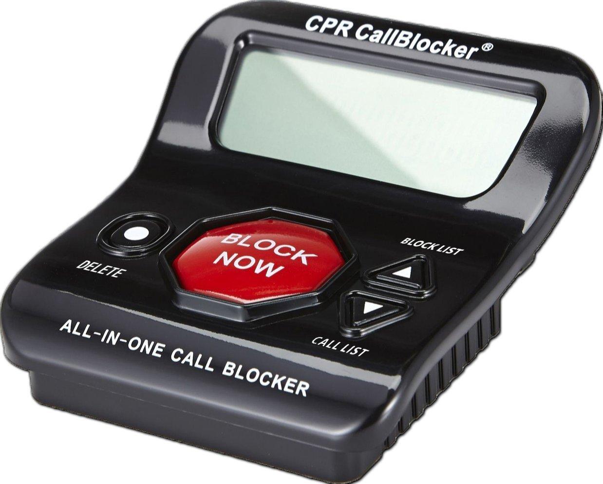 V5000 call blocker device