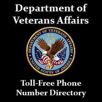 US Department of Veterans Affairs Toll-Free Phone Number Directory (2016)