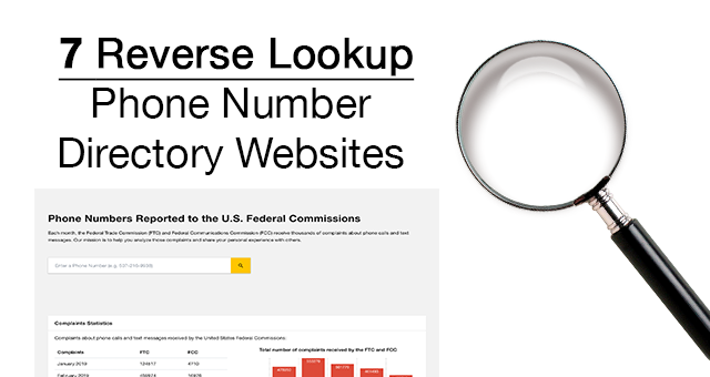 7 Free Reverse Phone Number Lookup Directory Websites (Updated 2019 Version)